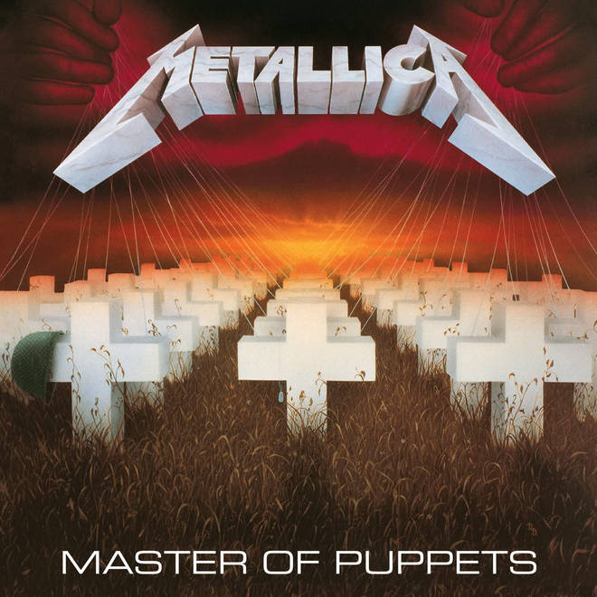 Metallica - Master Of Puppets album cover