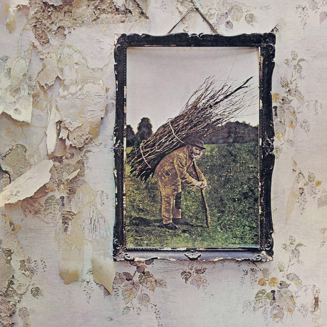Led Zeppelin - Led Zeppelin IV album cover