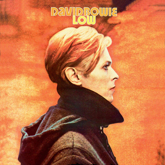 David Bowie - Low album cover