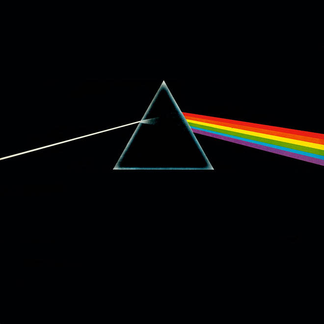 Pink Floyd - Dark Side Of The Moon album