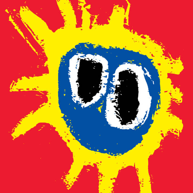 Primal Scream – Screamadelica album cover