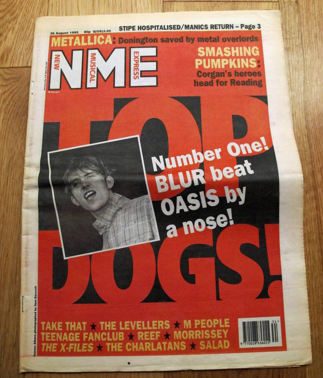 NME of 26 August 1995
