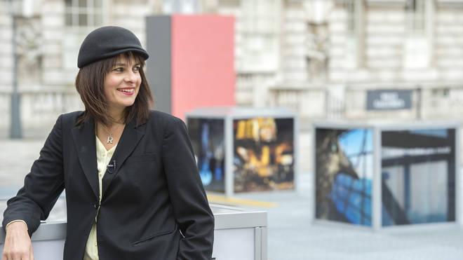 Rut Blees Luxenburg exhibits her photos in London, 2015