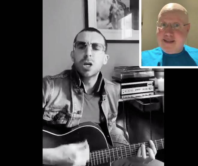 Miles Kane sings Matt Lucas' Baked Potato song