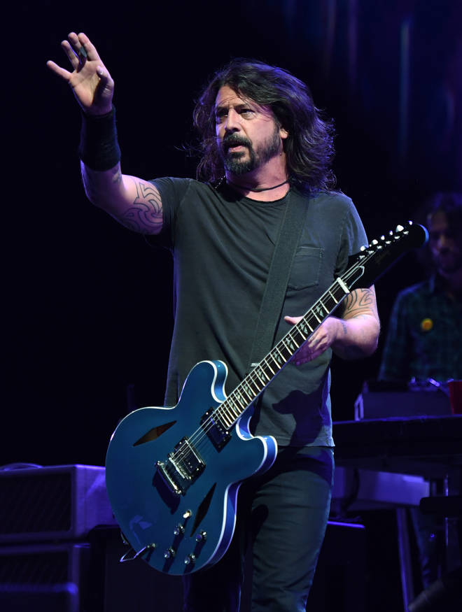 """Foo Fighters&squot; Dave Grohl launches new Instagram to share his epic """"true stories"""""""