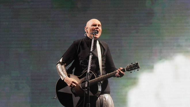 Smashing Pumpkins' Billy Corgan in 2018