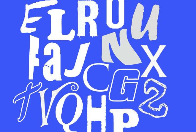 Album Title Fonts
