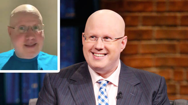 Matt Lucas is considering releasing the Baked Potato song for Feed NHS campaign