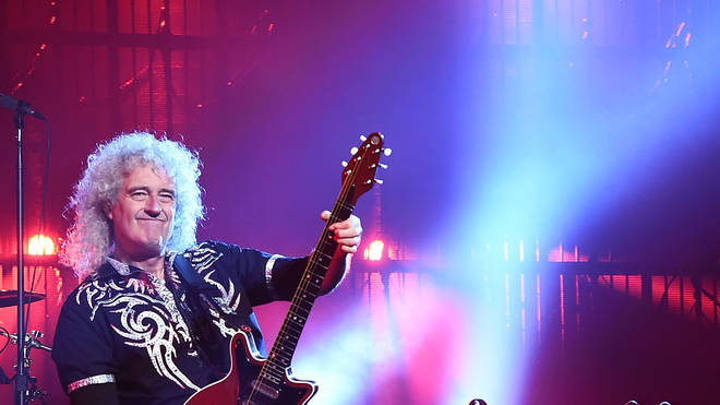 Queen's Brian May