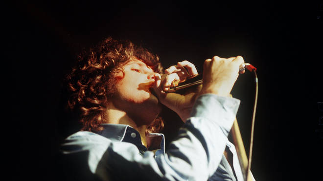 The Doors' Jim Morrison