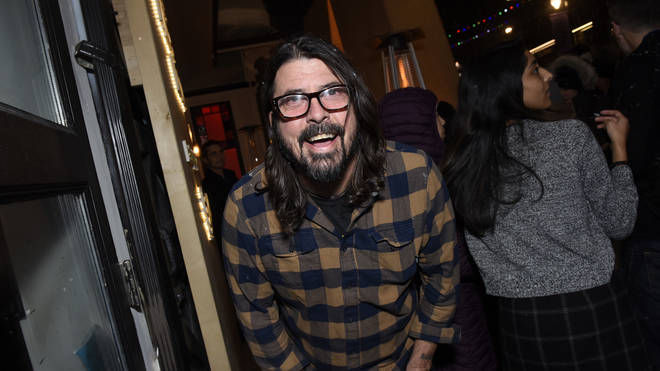 Dave Grohl in 2020