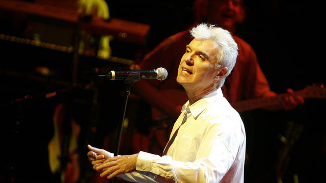 David Byrne in 2008