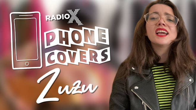 Zuzu covers Gerry Cinnamon's Sometimes for Radio X's Phone Covers