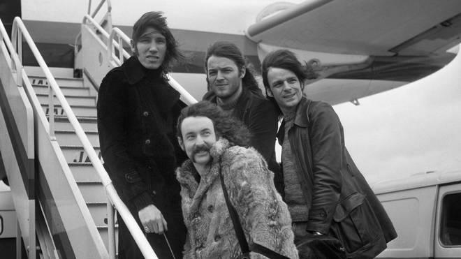 Pink Floyd in 1972