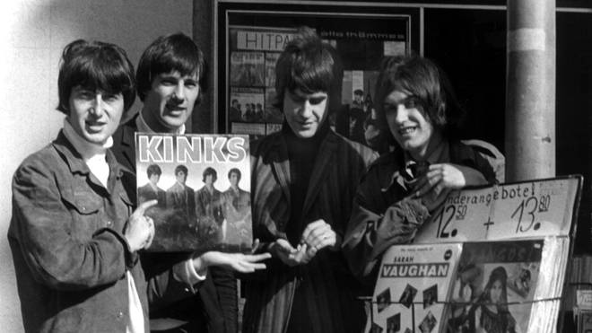 The Kinks in 1965