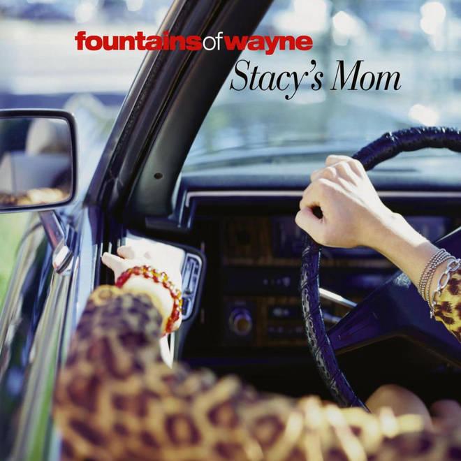 Fountains of Wayne Stacy's Mom single artwork