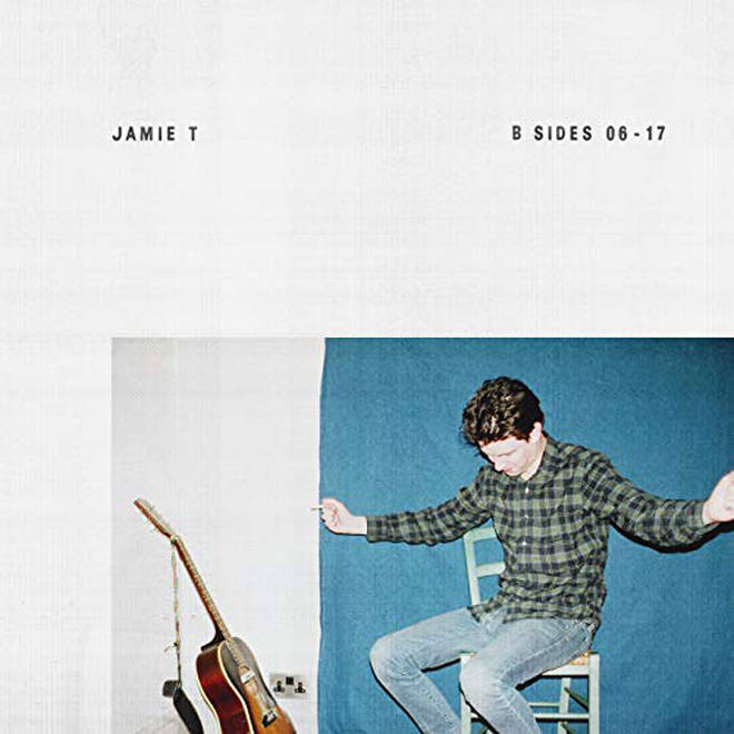 Jamie T B-Sides 06-17 cover artwork