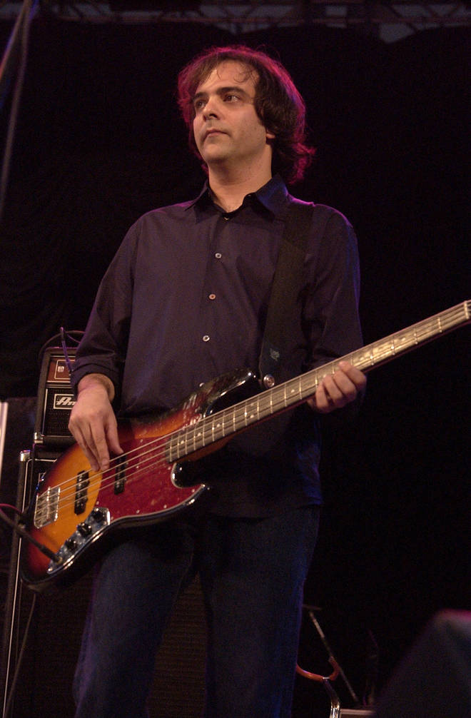 Adam Schlesinger of Fountains of Wayne at the 2003 MTV Video Music Awards