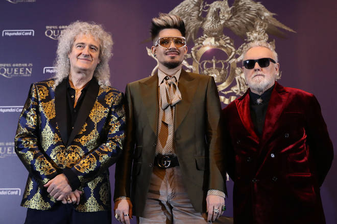 When are Queen + Adam Lambert's Rhapsody UK Tour dates rescheduled in 2021?