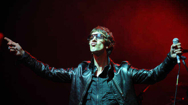 Richard Ashcroft at Glastonbury 2008
