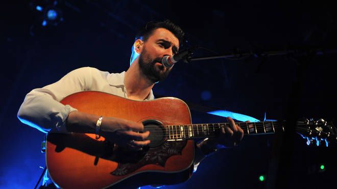 Courteeners' Liam Fray performs at KOKO in 2017