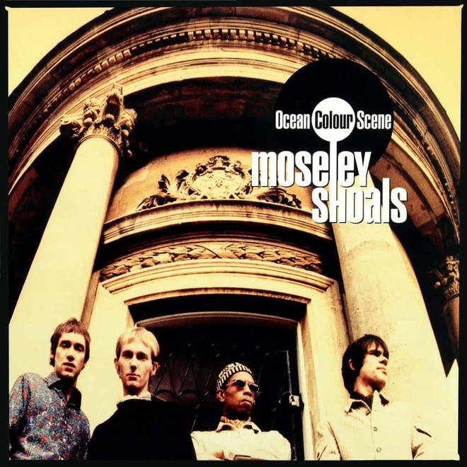 The cover of Ocean Colour Scene's 1996 Moseley Shoals album