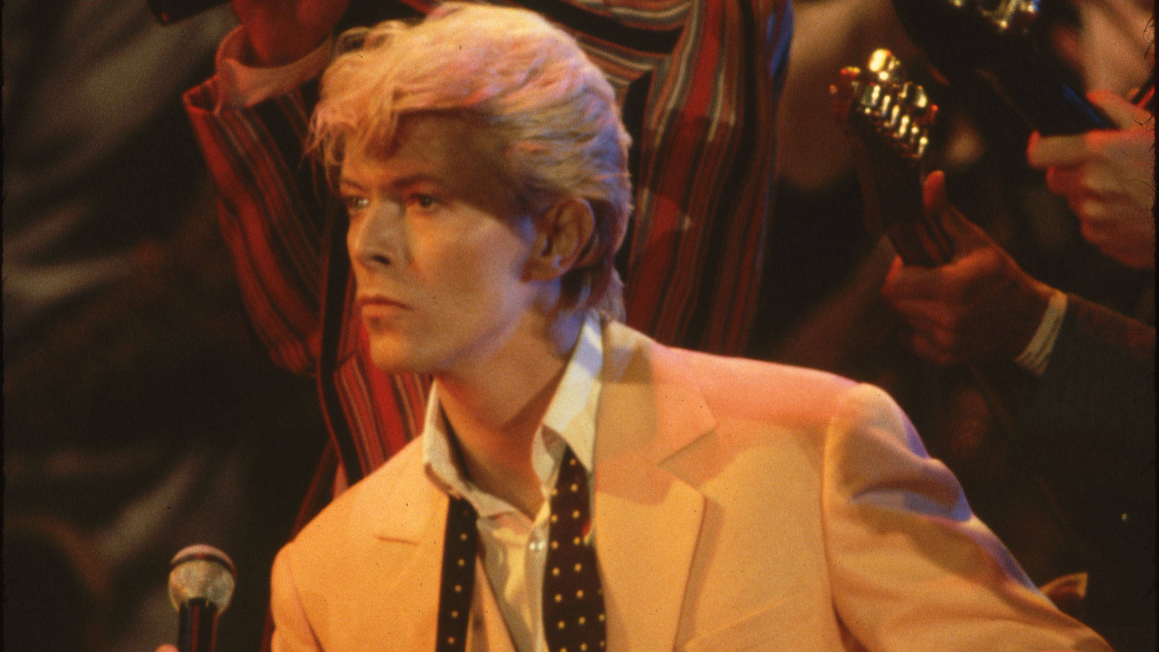 How David Bowie S Let S Dance Album Nearly Caused A Rift With Tony Visconti Radio X
