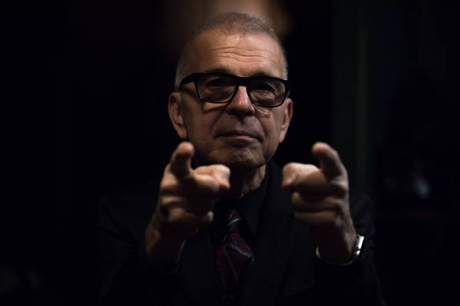 David Bowie's life-long collaborator and world-renowned producer Tony Visconti