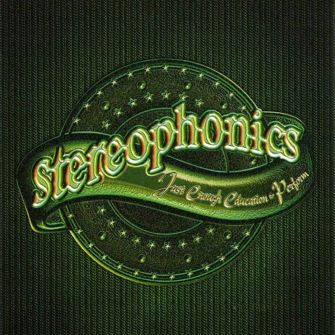 Stereophonics' Just Enough Education To Perform album