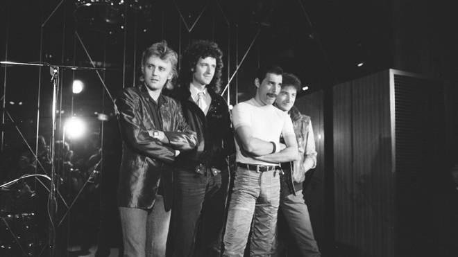 Queen in 1982