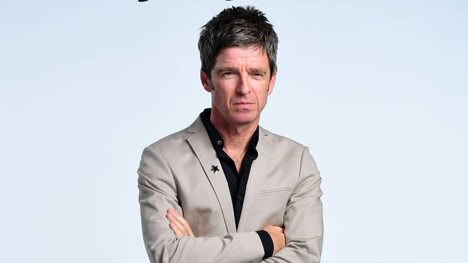 Noel Gallagher at the 2018 Mercury Prize Awards