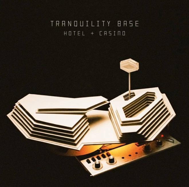 Arctic Monkeys -Tranquility Base Hotel & Casino artwork