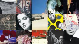 1980s Album Covers