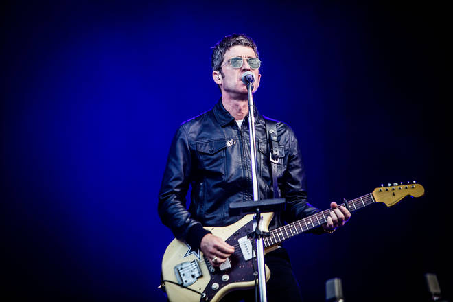 Noel Gallagher live 2018