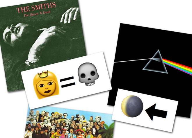 Album Title Emoji Quiz