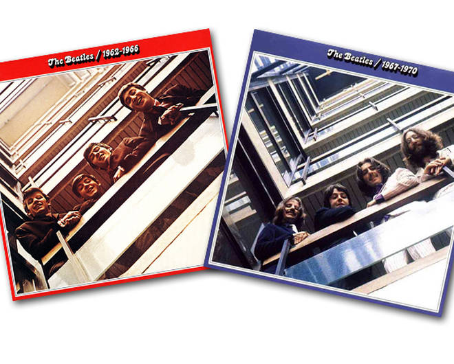 The Beatles - 1962-1966 and 1967-1970