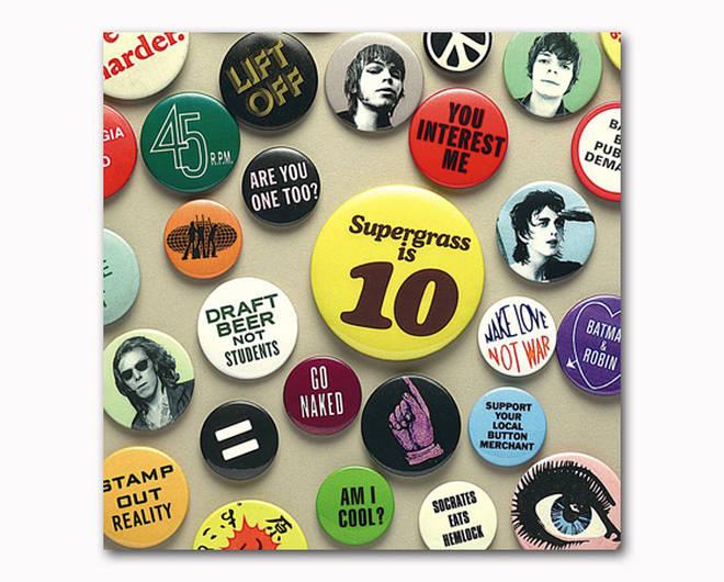 Supergrass - Supergrass is 10
