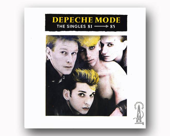 Depeche Mode - Singles 81→85