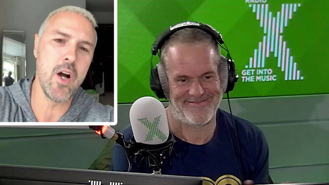 Paddy McGuinness talks being banned from TikTok to Chris Moyles