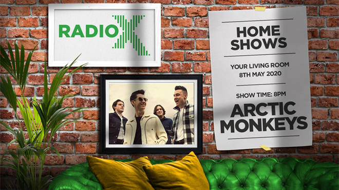 Radio X Home Shows presents Arctic Monkeys