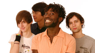 Bloc Party in 2005