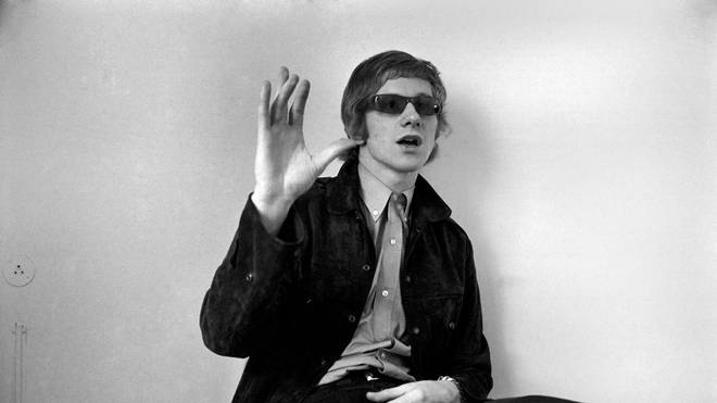 Andrew Oldham, Manager of The Rolling Stones. September 1964
