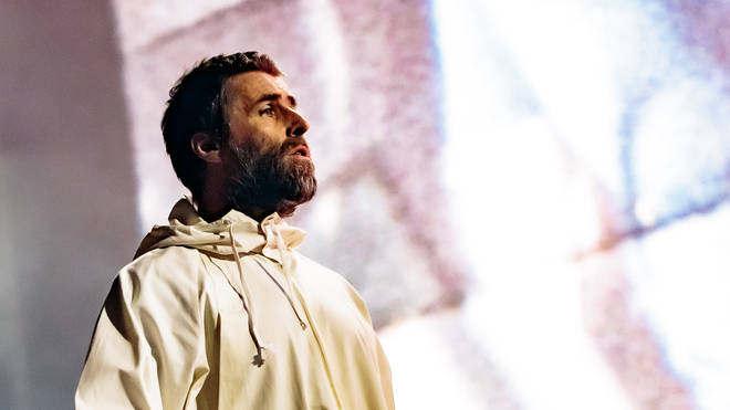 Liam Gallagher Performs In Milan in 2020