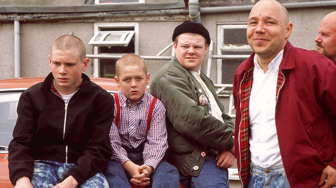 Film still of This Is England in 2006