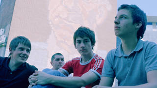 Arctic Monkeys in the early days