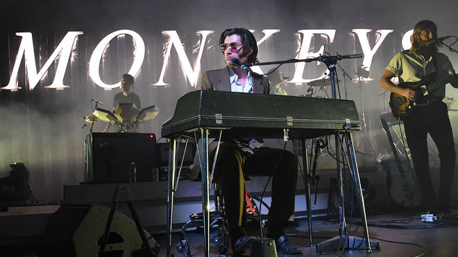 Arctic Monkeys play Atlanta, Georgia in 2018