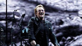 Bon in U2's The Joshua Tree Tour 2019 - Seoul