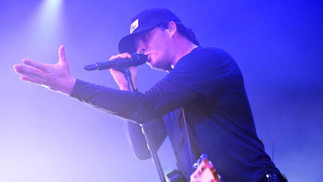 Former Blink 182 singer Tom DeLonge Angels & Airwaves In Concert - Louisville, KY