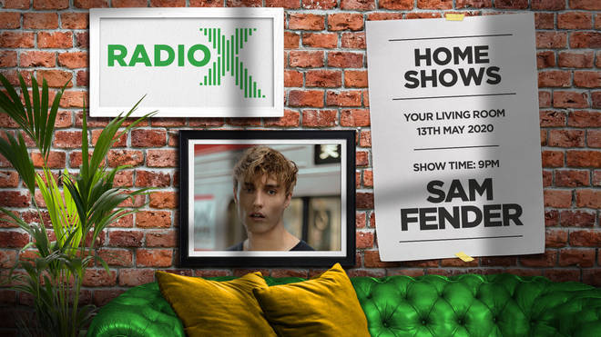 Experience Sam Fender's 2019 Manchester gig in Radio X's Home Shows