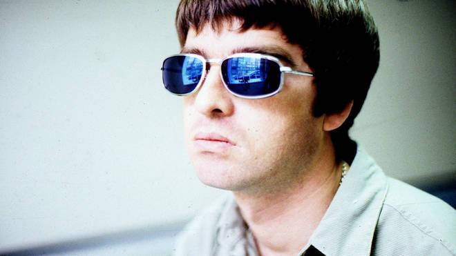 Noel Gallagher in 1995